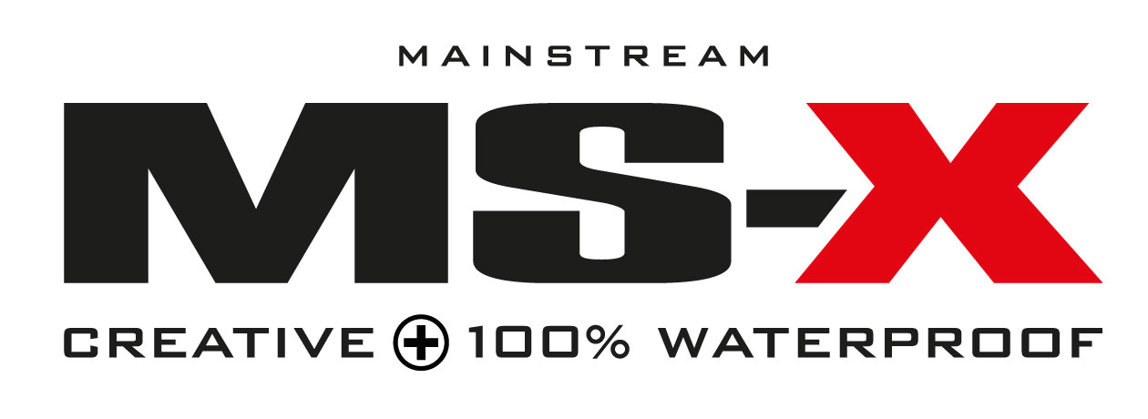 Mainstream - MSX Logo